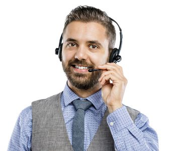 Customer Support Agent - Male